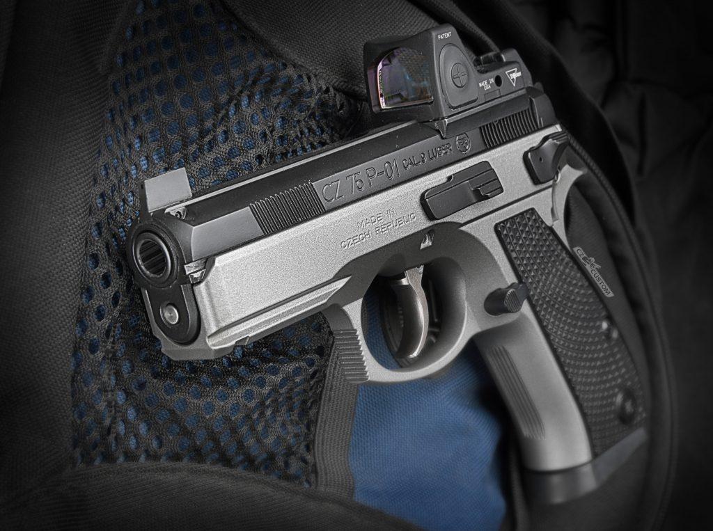 All Bullies Aren't Bad — CZ Custom CZ75 Bull Shadow in 9mm