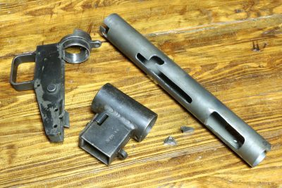DIY MK IIS Sten Gun: The Ultimate Vintage World War II Homebuilt