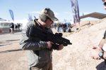 Clay Shoots IWI Shotgun TS-12 16-Round Bullpup 12 Gauge – SHOT Show 2018