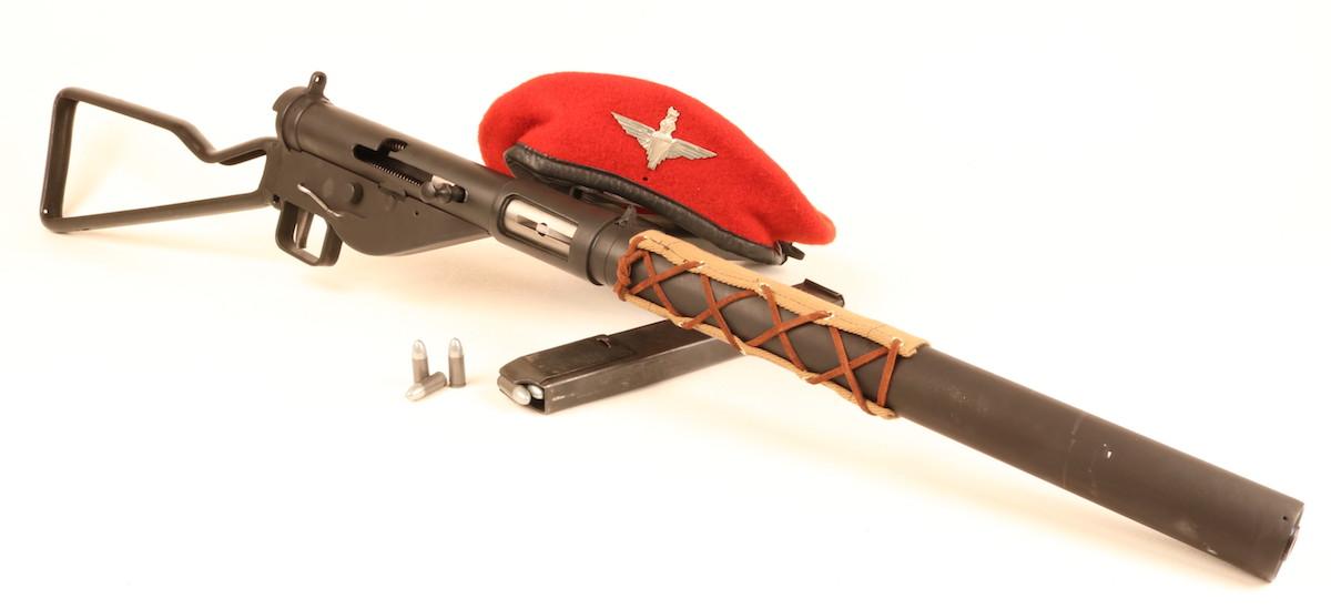 DIY MK IIS Sten Gun: The Ultimate Vintage World War II Homebuilt