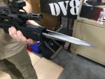 Meet the Stinger! A Retractable AR Bayonet Spike – SHOT Show 2018