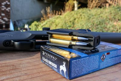 The Mauser M12 Extreme: 6 5x55mm Reigns Supreme — Full