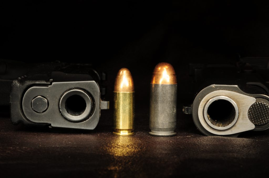 Cartridge Showdown: 9mm Versus  45 ACP - GunsAmerica Digest