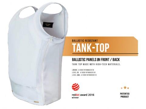 Miguel Caballero tank top