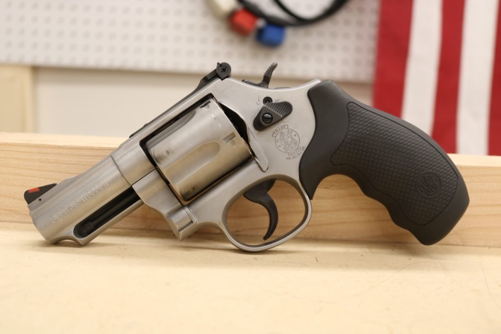The Perfect Sidearm:  44 Magnum S&W Model 69 — Full Review
