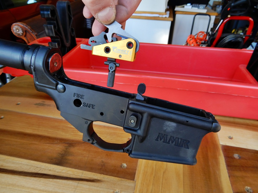Timney Triggers Raises the Bar for Replacement Triggers— AR Calvin Elite Trigger