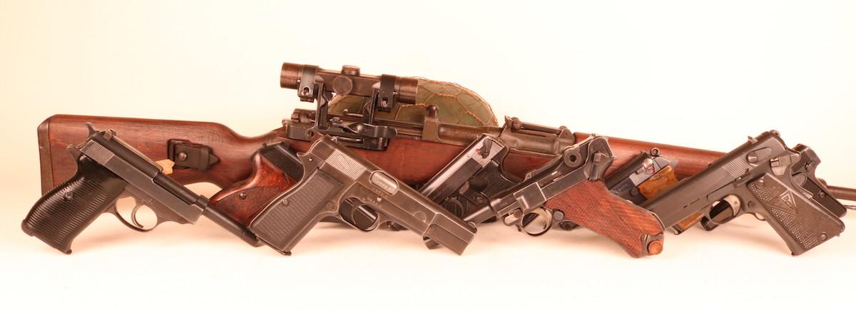 MilSurp: German Military Handguns of World War II – An Armorer's Nightmare