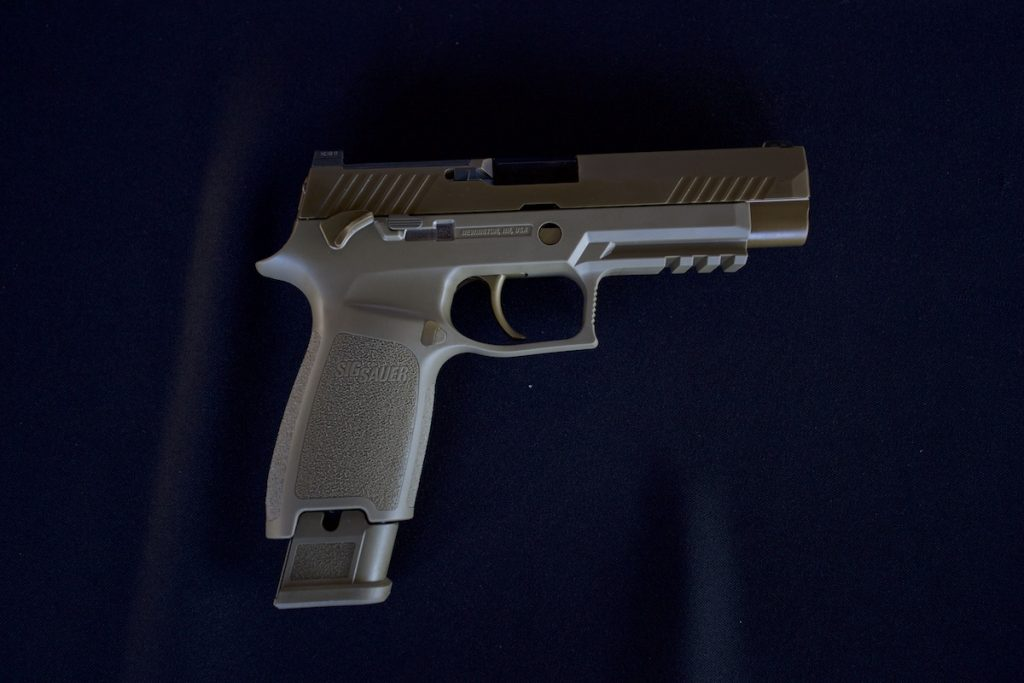 Own The Army's SIG M17: Civilian Version Releases in March