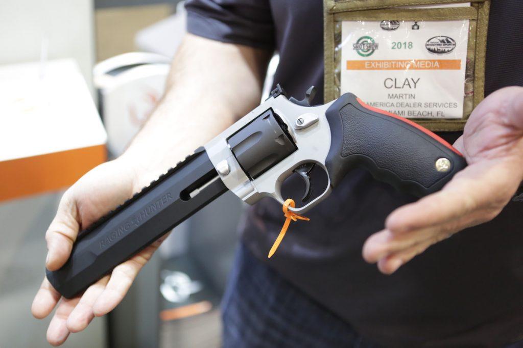 Bad News Bears:  44 Magnum 6-Shot Raging Hunter — SHOT Show 2018