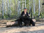 Black Bear vs. the Mossberg 464 SPX Lever Gun