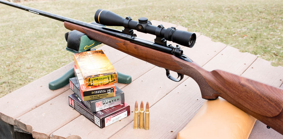 The Winchester Model 70 in .338 Winchester Magnum — A Classic Combination