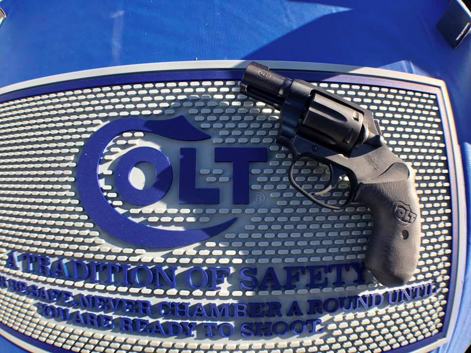 Colt Updates the Cobra for the Night with Concealed-Carry Model