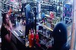 INSANE Surveillance Video Shows Mother, Daughter in Shootout W/ Shotgun-Wielding Thug