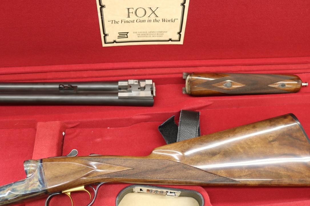 Fox A Grade Shotgun: New Take On A Classic