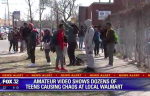 Walkout Wednesday Goes Wrong: Students Protesting Guns, 2A Trash Walmart
