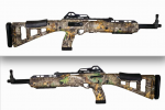 Hi-Point 10mm Carbine Gets Realtree Camo Makeover