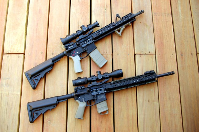 Armorer tips for the AR-15 Panic Buyer