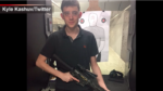 Pro-Gun Parkland Student 'Interrogated' by Police for Shooting AR at Gun Range