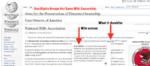 Wikipedia Censors 'Gun Rights'