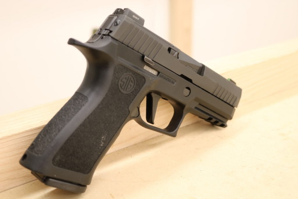 If You Could Only Own One - P320 X-Carry - GunsAmerica Digest