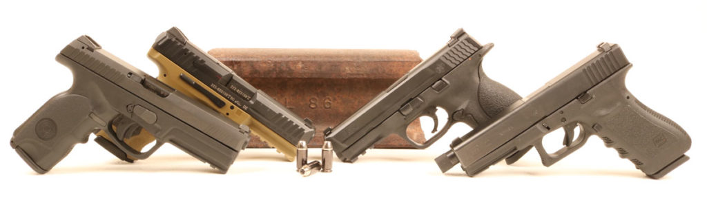 Faulty, Fabulous, or Fad? An M D  Argues the 40 S&W