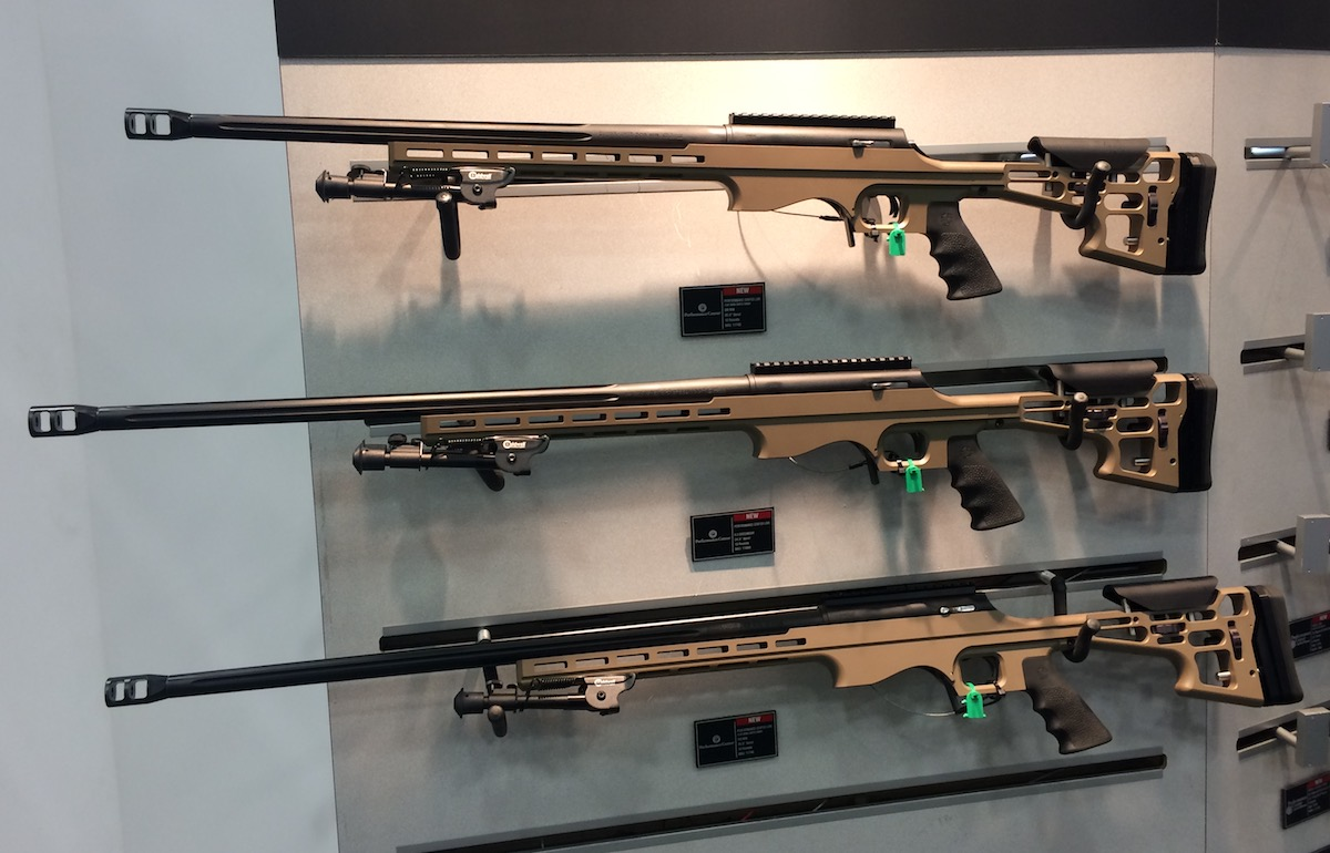 WOW! New Performance Center T/C Long Range Chassis Rifle