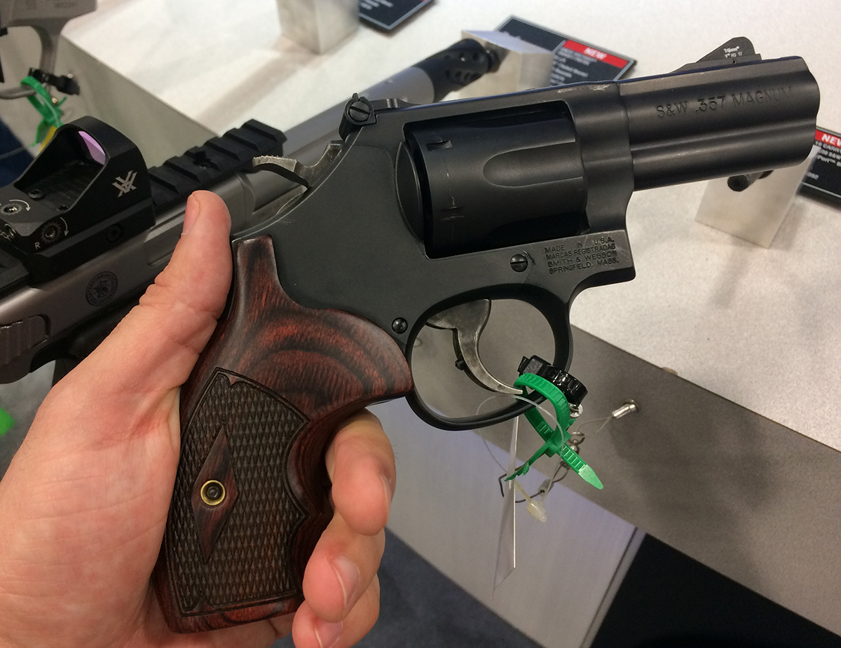Smith & Wesson Resurrects Model 19: 'It's your dad's gun