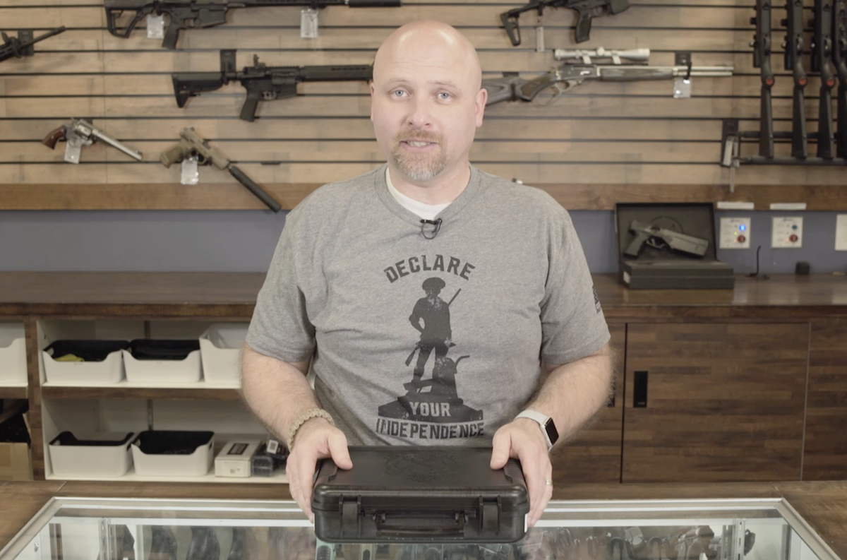 Springfield Armory XD-E Unboxed at the Gun Counter