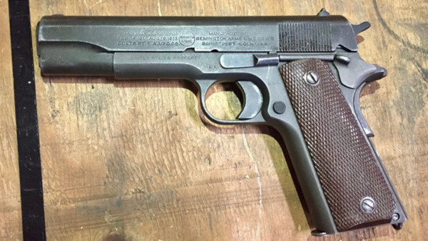 Touring the CMP: A Look into the First Batch of M1911s