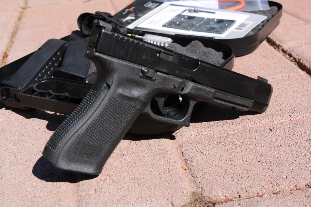 Glock 34 GEN 5 Review - Out Of The Box Battle or Race Gun Ready