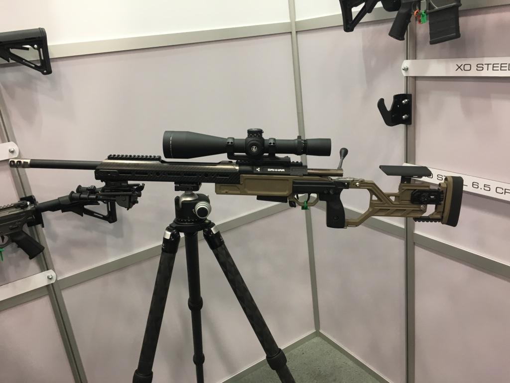 The Dakkar from NEMO: A Sniper's Dream Realized