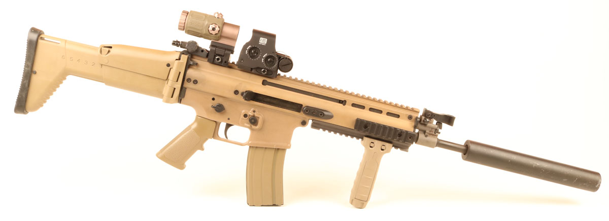 fn scar review the most refined assault rifle in the world