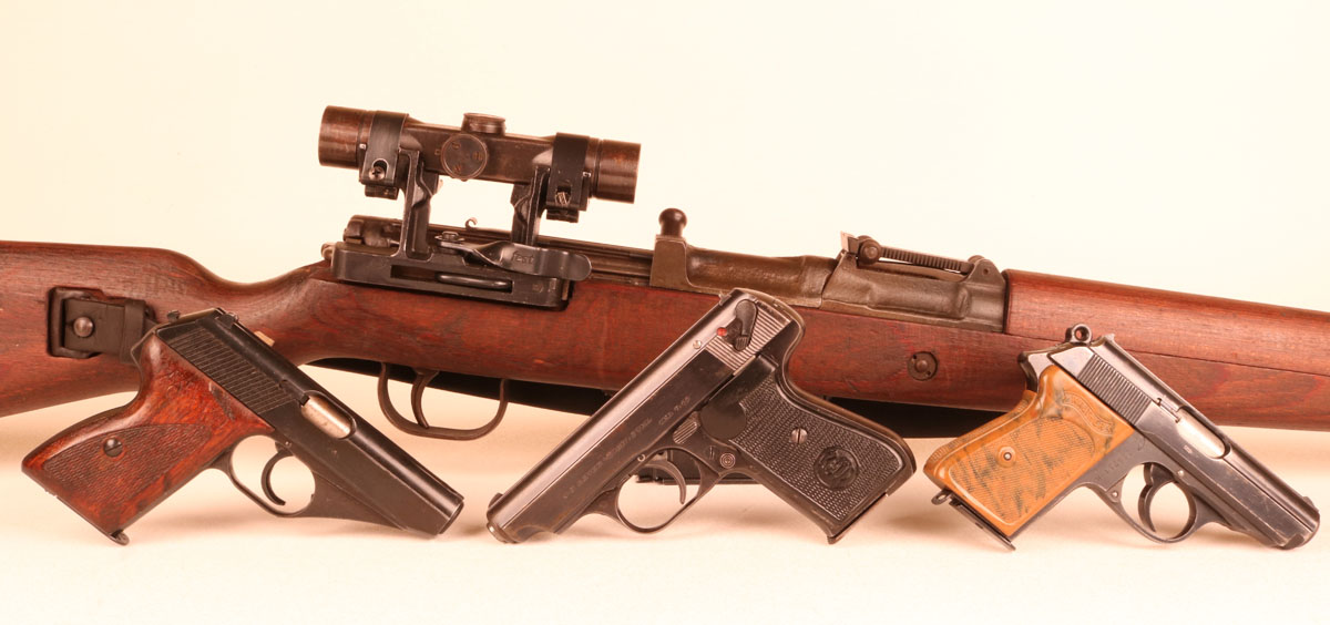 German Combat Pistols – Did the Guys Who Brought Us the Tiger Tank Really Think This was Enough Gun?