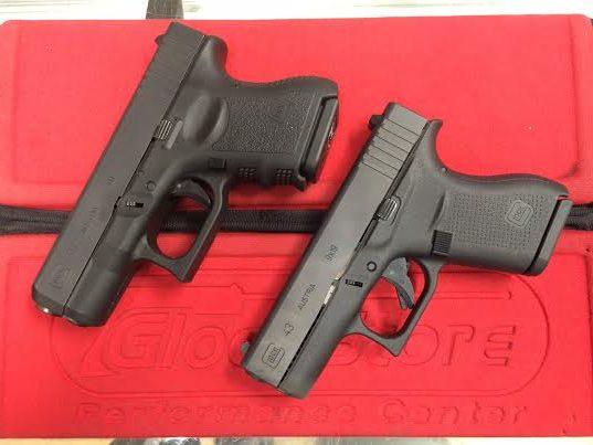 Glock 42 and 43: Single Stack Superlatives - GunsAmerica Digest