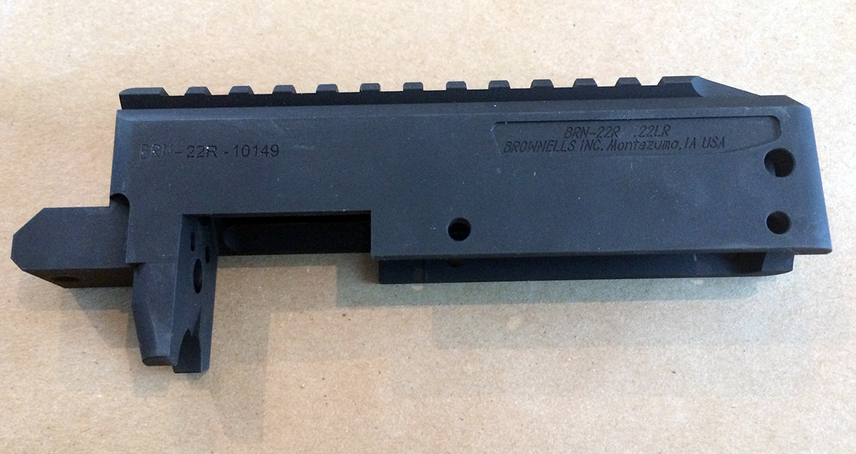 Build Your Dream 10/22 with Brownells' New BRN-22 Receiver