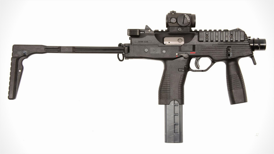 U.S. Army Evaluating 10 Submachine Guns for Possible Service Use