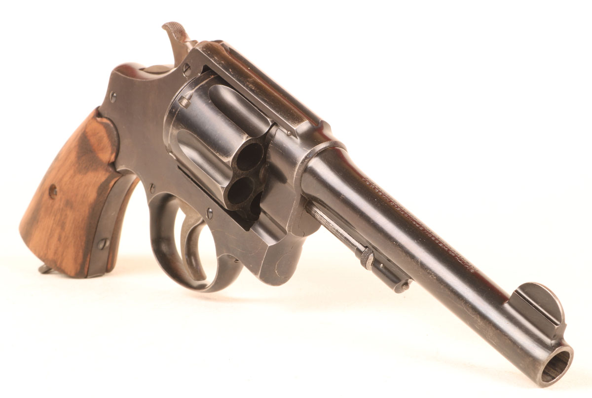 The Smith and Wesson M1917 .45ACP: A Big-Bore World War Wheelgun (#3 – Allied Small Arms WWII)