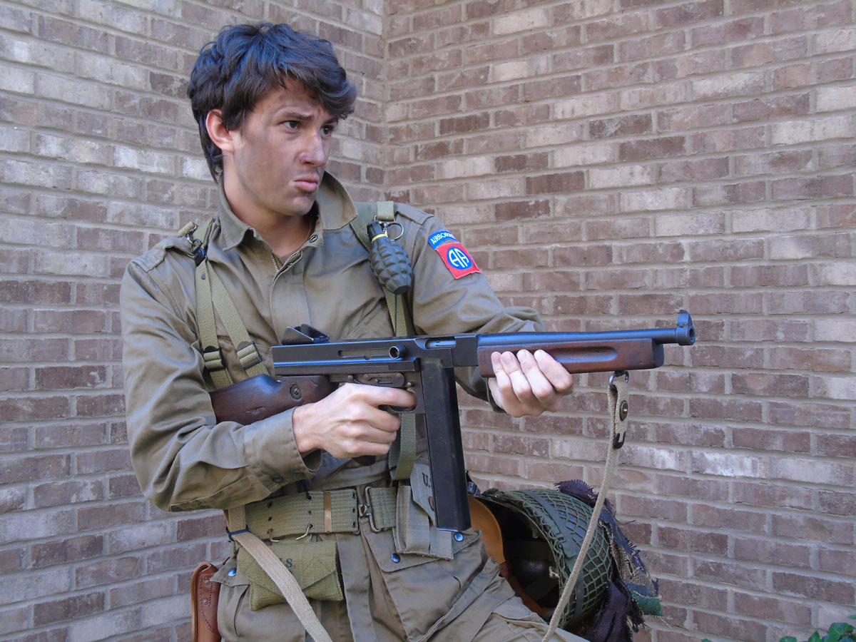 The Thompson Submachine Gun – From Chicago Streets to European Battlefields (#2 – Allied Small Arms WWII)