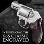 Kimber Announces Engraved K6s Revolver