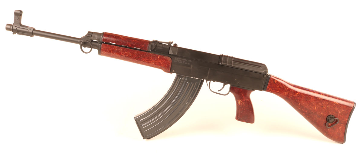 The Czech vz  58 -- Improving Upon the Most Reliable Combat