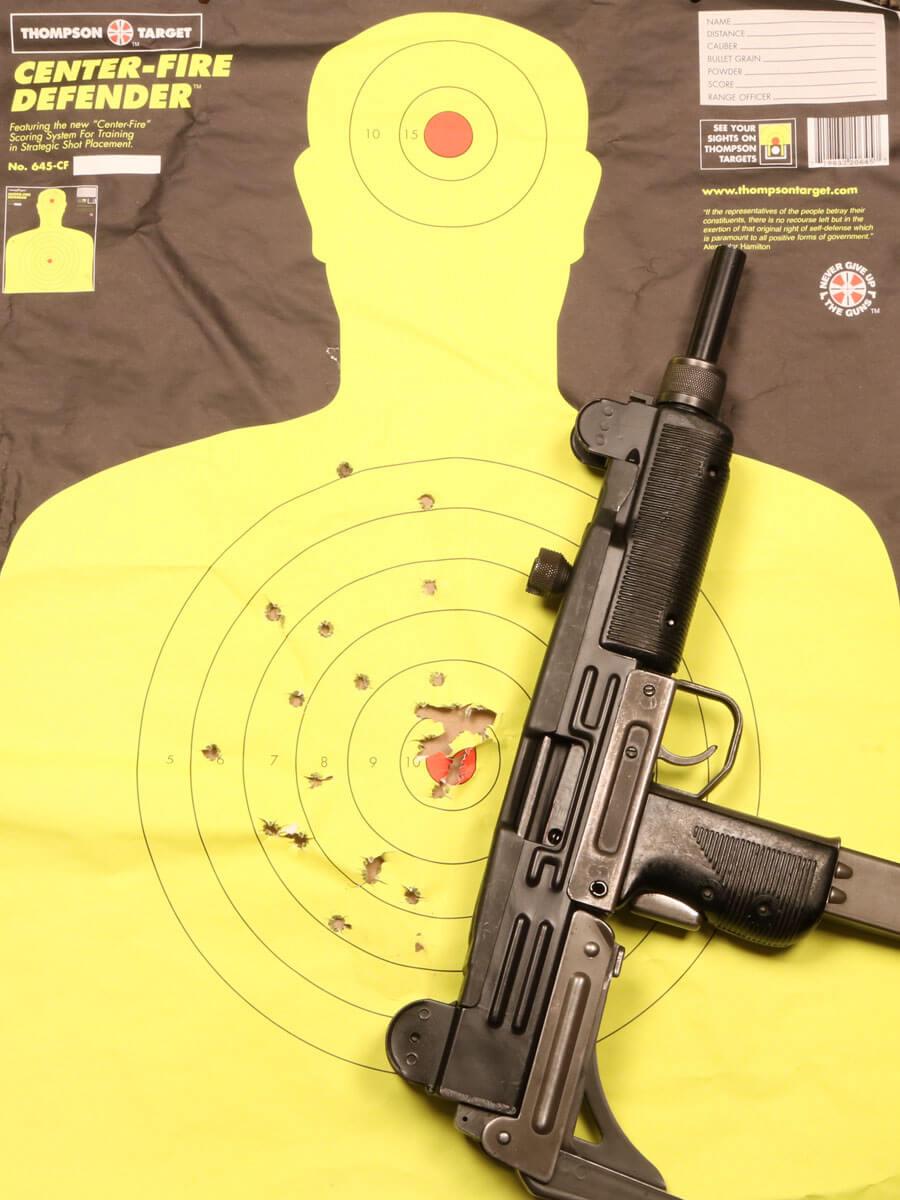 Stamped Steel Sputterguns - Uzi vs the MAC10 - GunsAmerica Digest