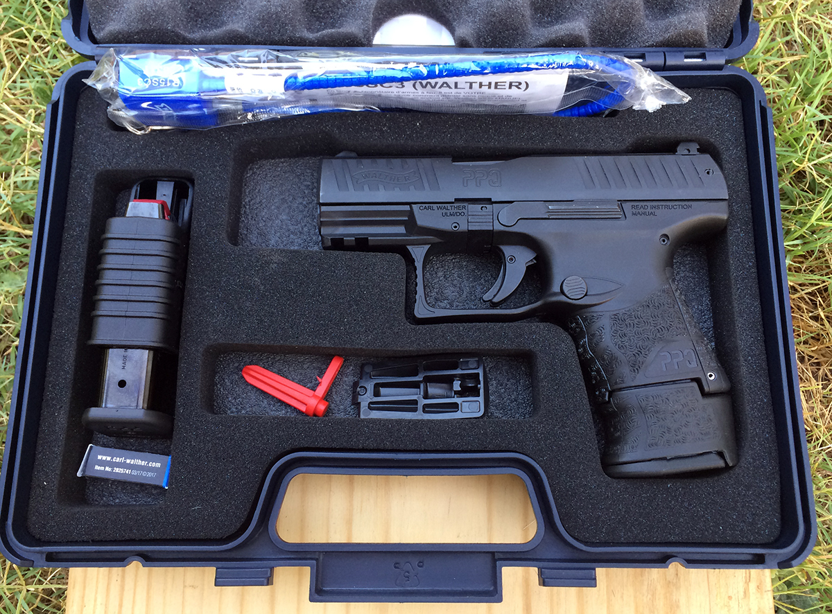 Walther's New PPQ Subcompact Raises the Bar in the Concealed