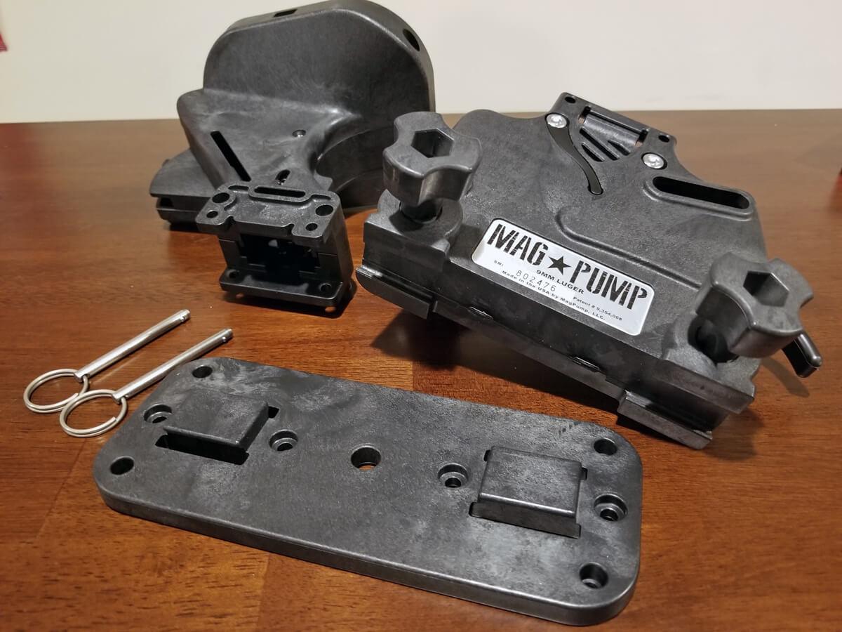 9mm Mag Pump Magazine Loader Review - GunsAmerica Digest
