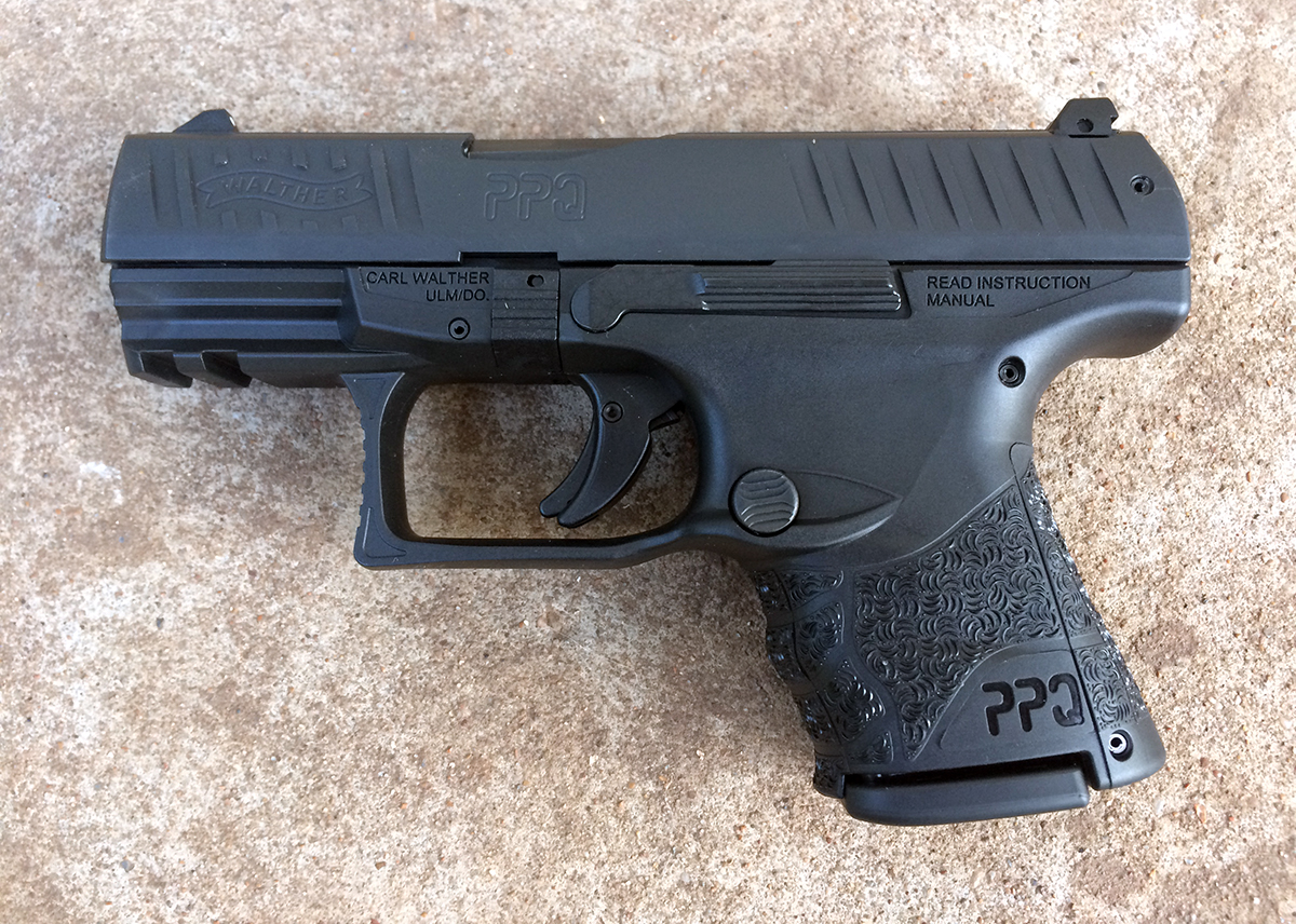 Walther's New PPQ Subcompact Raises the Bar in the Concealed Carry Market (Full Review)