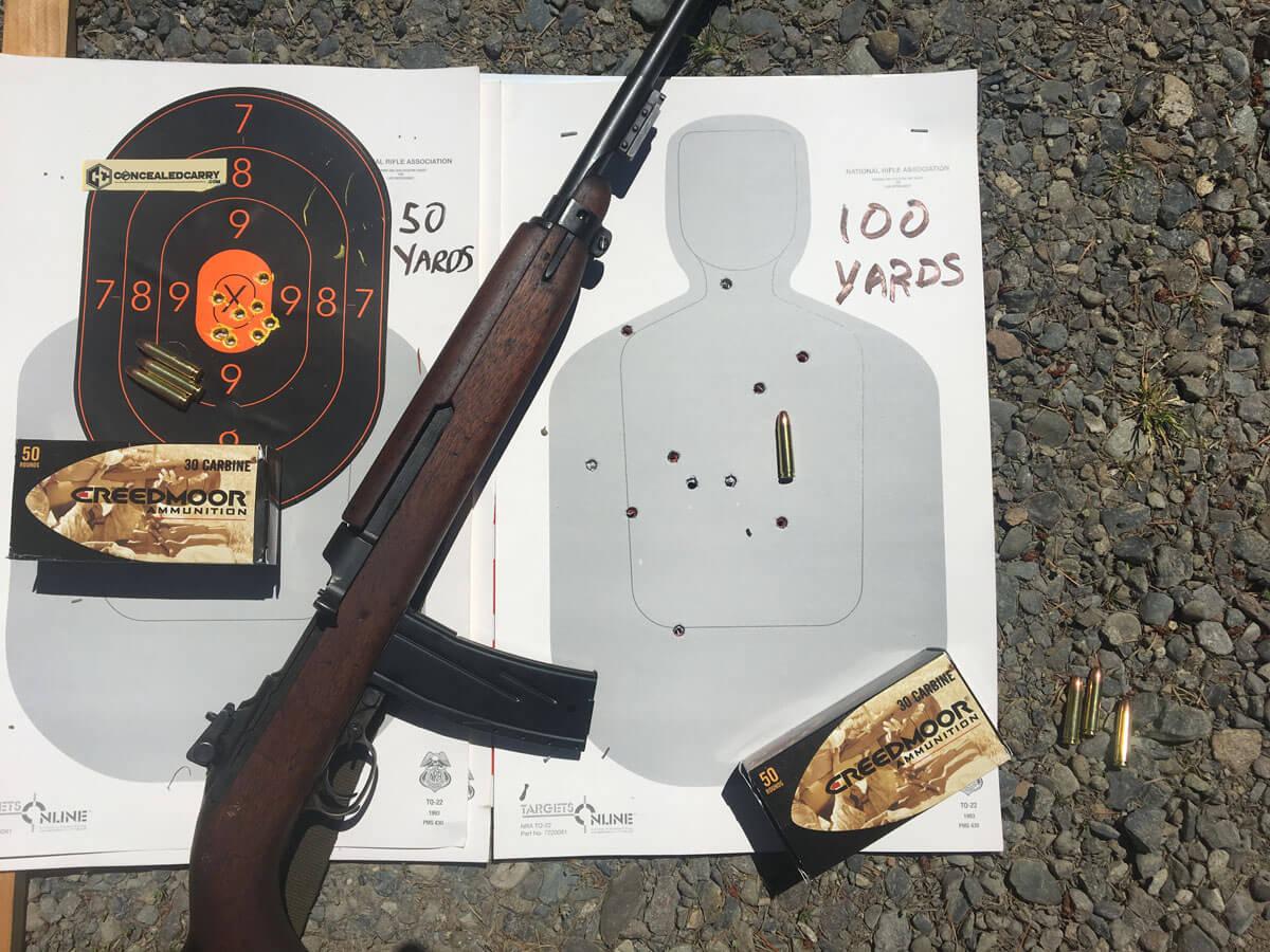 Inland Manufacturing 30 M-1 Carbine - GunsAmerica Digest