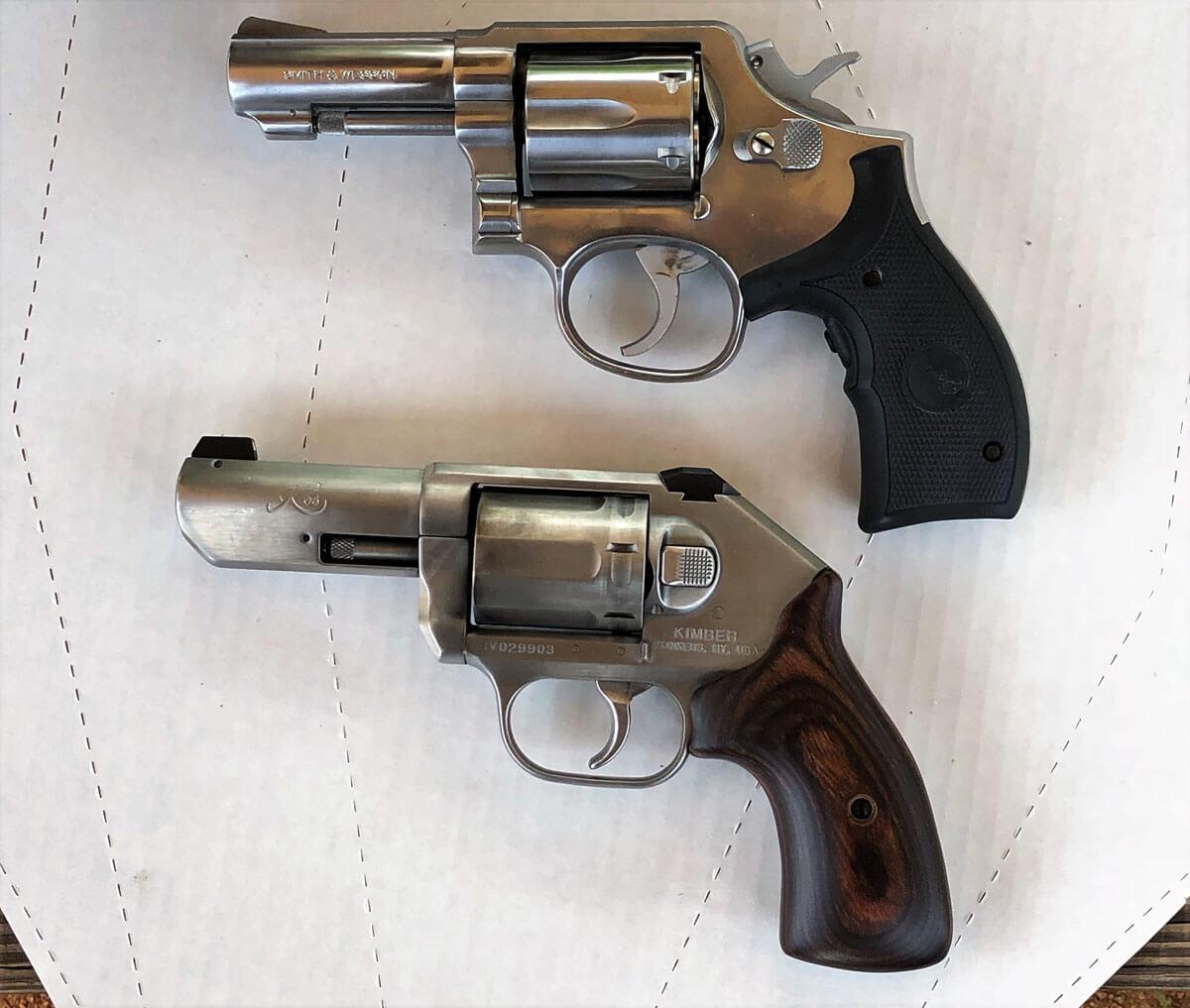 Kimber K6--One Sleek, Sexy and Serious  357 Magnum Revolver