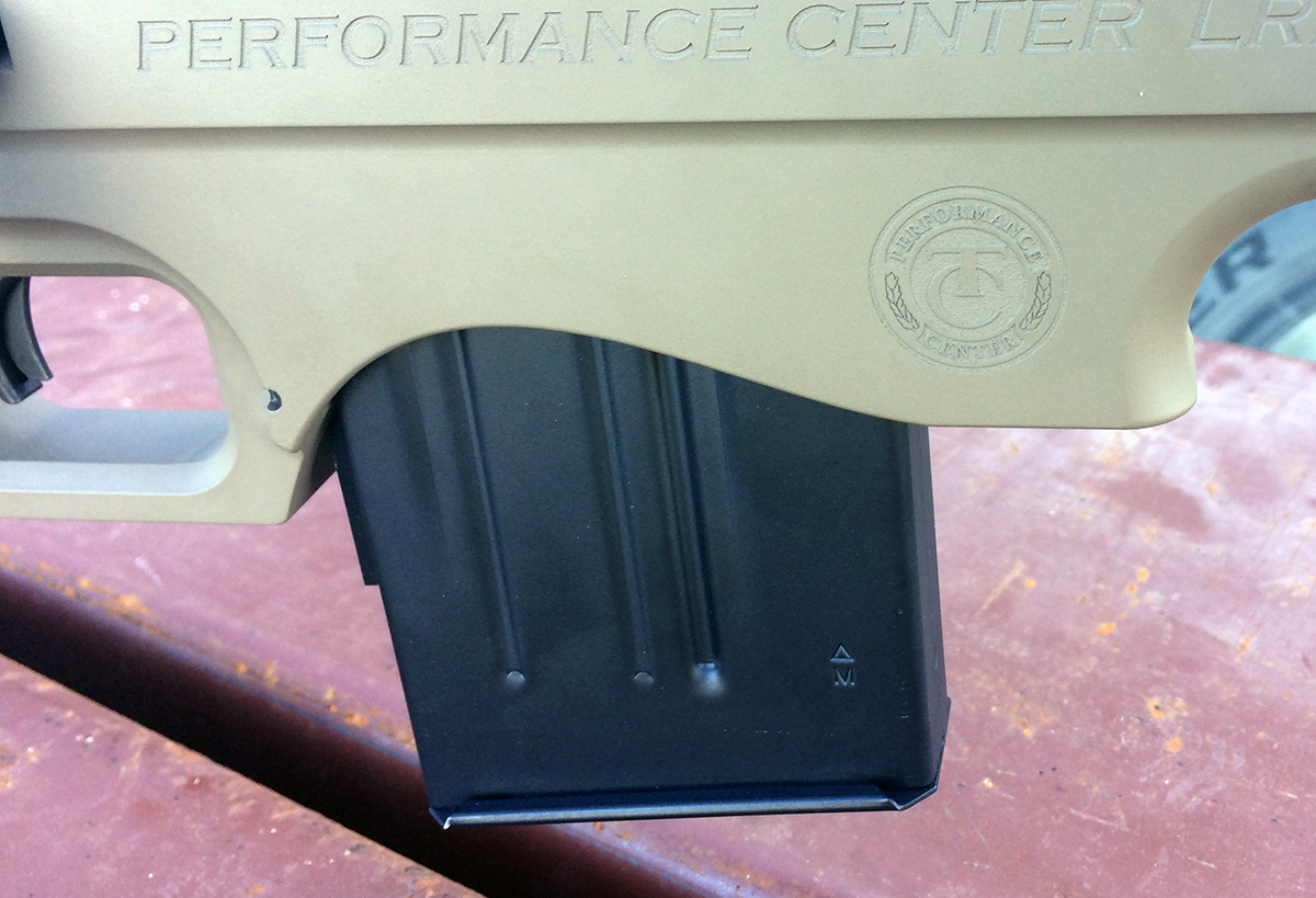 Going the Distance with the New Performance Center T/C LRR (Full