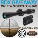 Enter Midsouth Shooters SIG Optics BDX Giveaway!