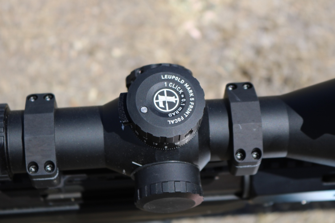 Leupold Mark 5HD Review with Tracking Test - GunsAmerica Digest