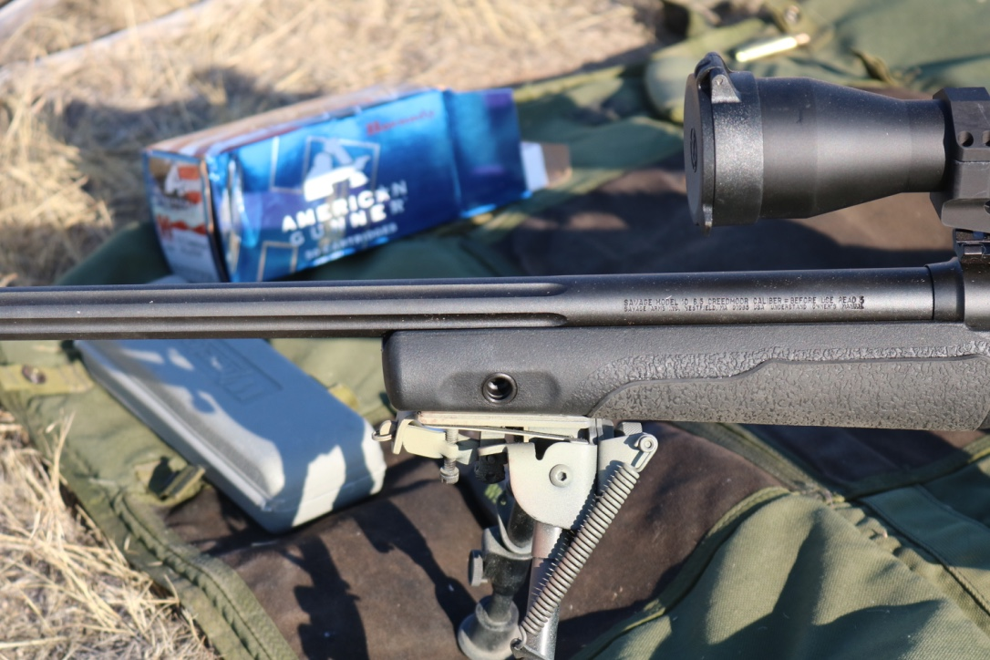 Savage 10 GRS 6 5 Creedmoor - Push Button Easy - GunsAmerica